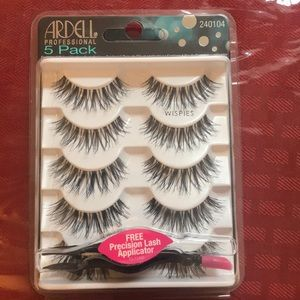 ARDELL LASHES 🥰💕😍 5 pack 😭❤️